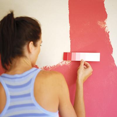 Streichen ohne reue kologisch korrekte farbe bauen - Decoration maison pas cher mode ...